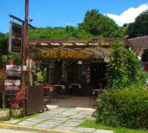 Entrada do Restaurante Bistrô Maringá