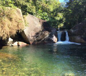 Cachoeira em Visconde de Maua