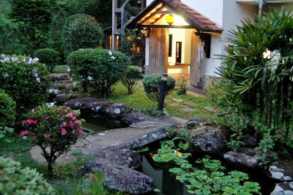 Sede do Restaurante Hotel Warabi