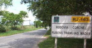 Rodovia que atravessa a serra RJ 163 e, como chegar em Visconde de Maua