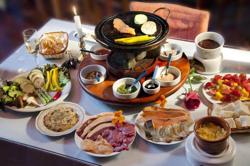 maison de la fondue gb 68 15913 - Restaurante Maison de la Fondue em Visconde de Mauá - Maringá
