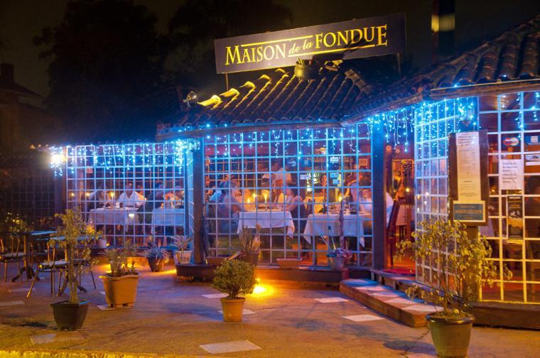 maison de la fondue - Restaurante Maison de la Fondue em Visconde de Mauá - Maringá