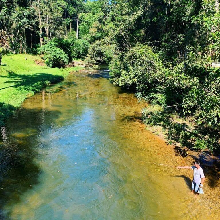 Rio de Visconde de Mauá