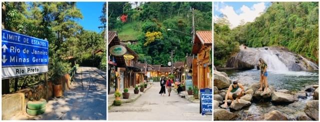 Vila de Maringá em Visconde de Mauá